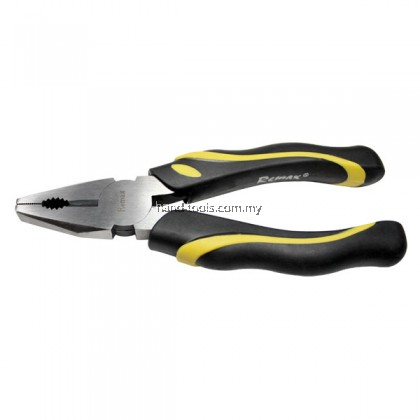 """8""""/200mm COMBINATION PLIER Treated wire cutter Non slip handle"""