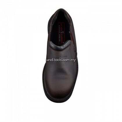 BLACK HAMMER BH4201 Men Safety Shoes Low Cut Slip On
