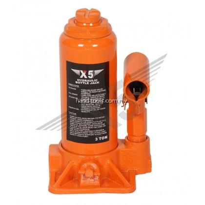 3 TON Hydraulic Bottle Jack-H