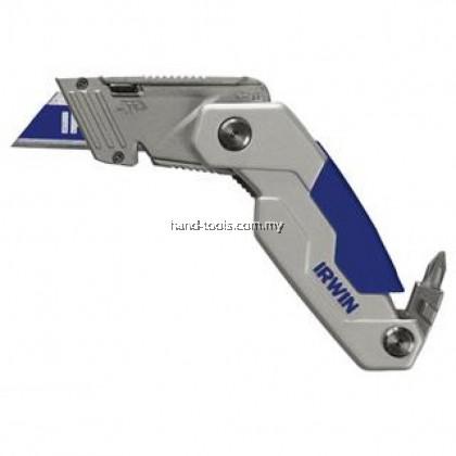 IRWIN 9097739 FOLDING UTILITY KNIFE ( WITH 3 BLADES ) FK250