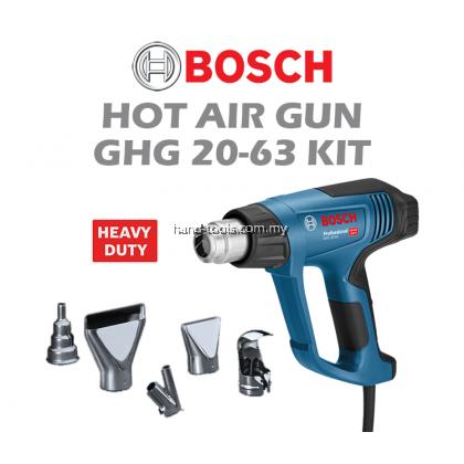 BOSCH GHG20-63 KIT PROFESSIONAL HEAT GUN 2000W (HEAVY DUTY)