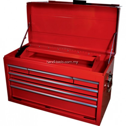 KEN5945240K RED 6-DRAWER PROFESSIONAL TOOL CHEST