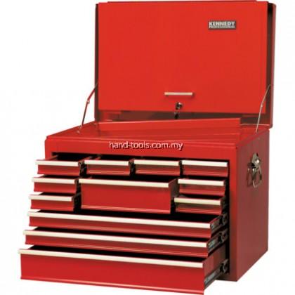 KEN5945280K RED 12-DRAWER EXTRA DEEPTOOL CHEST