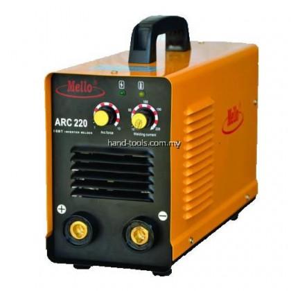 Mello ARC220 IGBT Inverter ARC Welding Machine 7.2kVA  20-220A