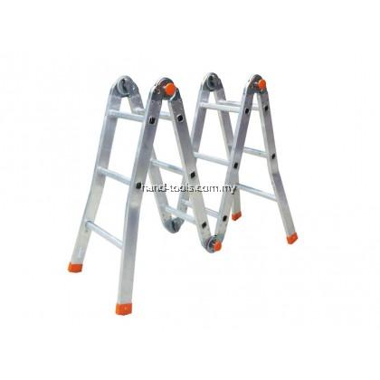 Everlas YMPRH12 *SIRIM* Multi Purpose Ladder 12 Rung 3709MM (12.17')