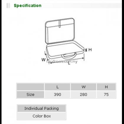 proskit 8PK-2003-P Zipper Bag W/2 Pallets