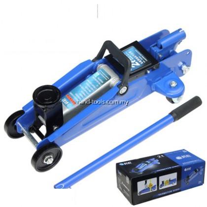 2.5 TON Hydraulic Jack Low Profile Lifting Range:85-381mm