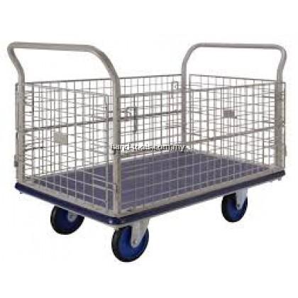 500KG Net Basket Type Trolley 1240x790 mm