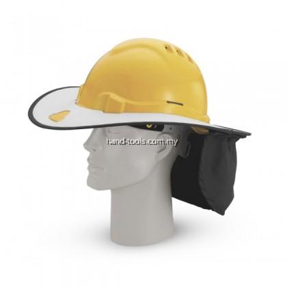 HSB-AD123H Helmet Sunshade Brim with out helmet