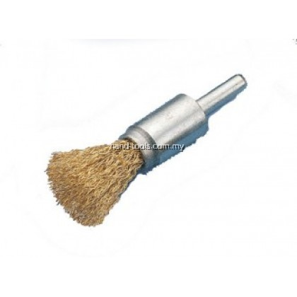 """15mm -5/8"""" End Brushes With 6mm Shank"""